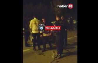 Alkollü Araç Kullandılar Kaza Yapıp Polisten Kaçtılar