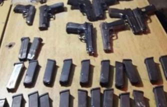 Bodrum'da İrlandalı Kadın 45 Tabancayla Yakalandı