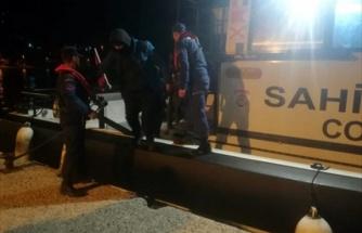 Marmaris'te 14 Düzensiz Göçmen Yakalandı