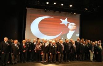 Marmarisli Kıbrıs Gazileri Madalyalarını Aldı