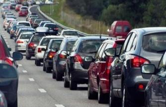 Muğla'daki Toplam Araç Sayısı 505 Bin 423'ü Buldu