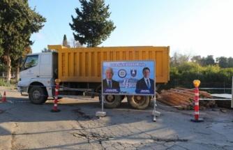 MUSKİ Bodrum'da Altyapı Çalışmalarına Başladı