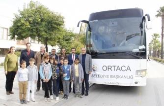 Ortaca Belediyesi ''Sinemaya Gitmeyen Çocuk Kalmasın '' Diyor