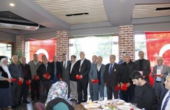 Ortaca'da 16 Kıbrıs Gazisine Madalya ve Berat Verildi