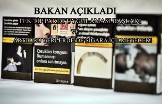 Sigarayla İlgili İki Yeni Düzenleme!