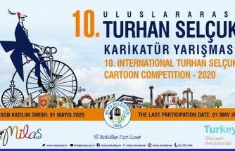 10. Uluslararası Turhan Selçuk Karikatür Yarışması Başlıyor