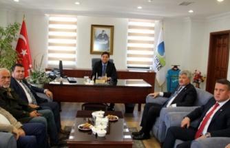 Başkan Alim Karaca'dan CHP ve İyi Parti Birliği Mesajı