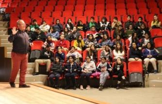 Bodrumlu Öğrencilere Sınav Motivasyonu Eğitimi!