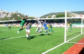Bodrumspor Serbest Düşüşte: Mağlubiyet Serisi 5'e Çıktı!