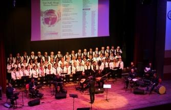 Büyükşehir Türk Halk Müziği Korosu Konser Verdi!