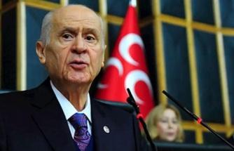 """Devlet Bahçeli: """"FETÖ'nün Siyasi Ayağı Milletvekili İşi Değil"""""""