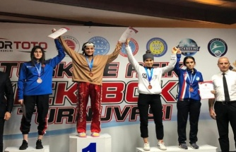 Fethiyeli Sporculardan Kick Boks'ta 4 Madalya!