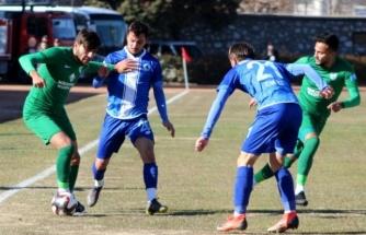 Kendi Evinde Berabere: Muğlaspor 0-0 Altındağ Belediyespor
