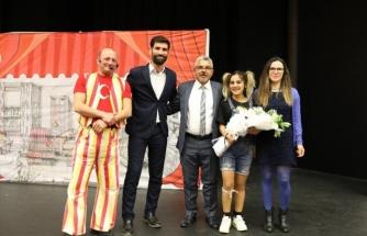 Marmarisli Çocuklara Tiyatrolu Mahremiyet Eğitimi!
