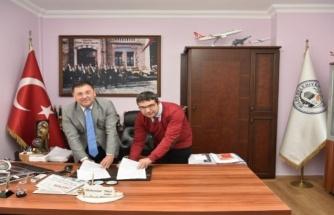Milas'ta Asansörler için Periyodik Kontrol Protokolü İmzalandı