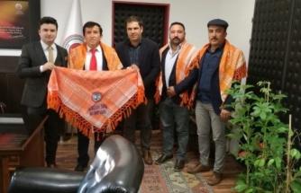 """Milas Yörük Obaları Kültür Derneği'nden """"Hoş Geldiniz"""" Ziyareti"""