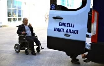 Muğla Büyükşehir 6 Yılda 13 Bin 817 Engelli Taşıdı