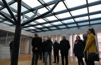 Muğla'da Çağdaş Yaşam Merkezi Bitime Gün Sayıyor!