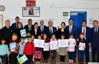 Muğla'da Öğrencilerin Yarıyıl Tatili ve Karne Heyecanı