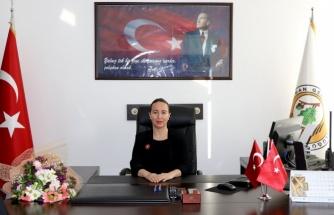 Muğla'nın İlk Kadın Orman İşletme Müdürü Köyceğiz'de Göreve Başladı!