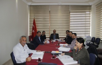 Ortaca Belediyesi Haftalık Encümen Toplantısı Gerçekleşti
