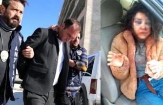Polis Rozetiyle Kaçırdığı Genç Kızı Dövdü ve Tecavüze Kalkıştı!