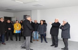 Türkan Saylan Çağdaş Yaşam Merkezi Tamamlanmak Üzere