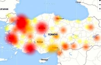 Türk Telekom'un İnternet Servisleri Çöktü!