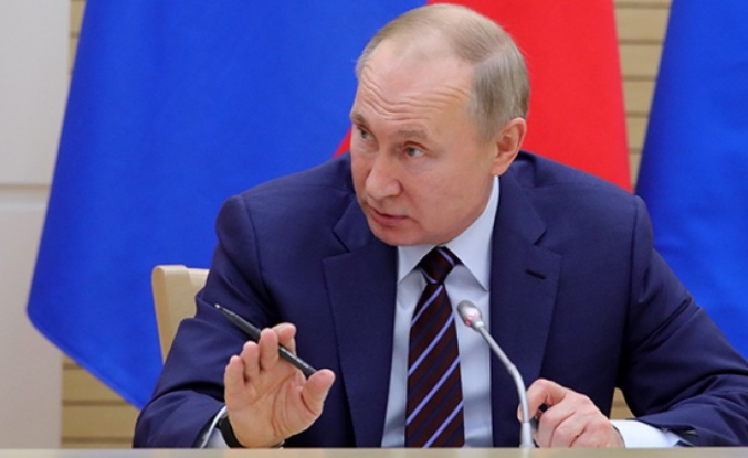 Beklenen Oldu! Vladimir Putin Anayasa Değişikliğine Gidiyor
