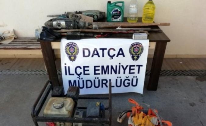 Datça'da Suçüstü Yakalanan Defineciler Serbest Bırakıldı!