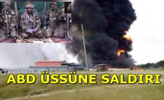 Eş-Şebab Örgütü Kenya'da ABD Üssüne Saldırdı!