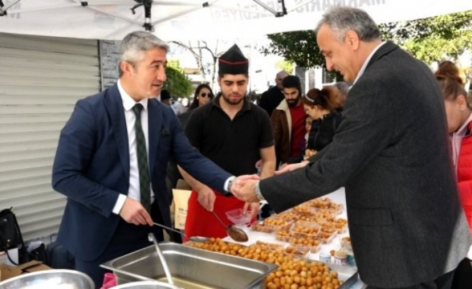 Marmaris Belediyesi Eski Başkanlardan İsmet Karadinç'i Andı
