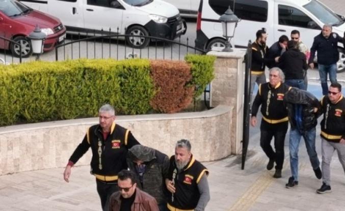 Marmaris'teki Cinayetle İlgili 1 Kişi Tutuklandı