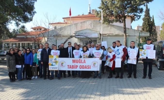 """Türk Tabipler Birliği:  """"Hekimlik Yapmak İstiyoruz"""""""