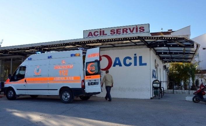 Muğla'da Zehirlenen 36 İşçi Hastaneye Kaldırıldı
