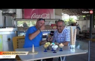ASGİDO DONDURMA - DALAMAN