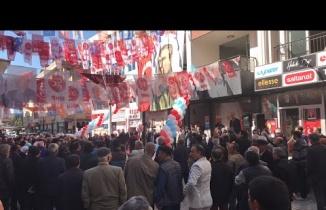 Cumhur İttifakı Ortaca Belediye Başkan Adayı Alim Uzundemir Seçim Bürosu Açılışı