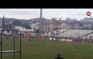 Gol 27' Anıl Gir Fethiyespor 3-0 Erbaaspor