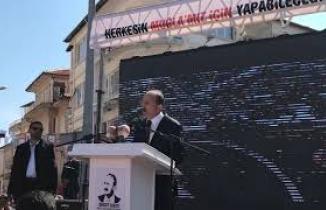 Muğla Büyükşehir Belediyesi Bağımsız Başkan Adayı Behçet Saatcı Seçim Bürosu Açılışı