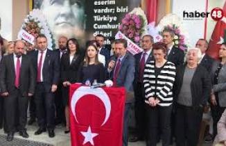 Ortaca Millet İttifakı Adayı Mehmet Sertkaya Seçim Bürosu Açılışı