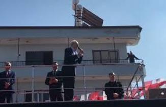 CHP Genel Başkanı Kemal Kılıçdaroğlu Dalaman'da