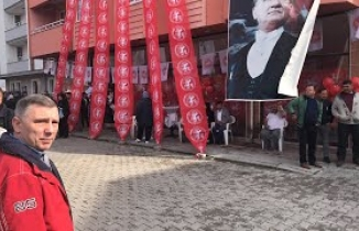 Demokrat Parti Dalaman Belediye Başkan Adayı Dr. Beyhan Korkut'un Seçim Bürosu Açılışı
